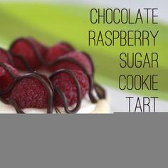 recipe: chocolate raspberry sugar cookietart - It's Always Autumn