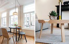 herenhuis in Amsterdam Interieur design by nicole & fleur