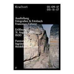 www.francescofutterer.de — 31. August 2017 19.00 pm #kraftort #exhibition...