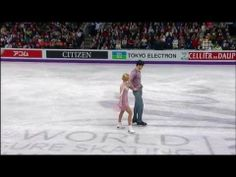 ▶ Amazing performance of Olympic Champions Volosozhar and Trankov at 2013 World Championship - YouTube