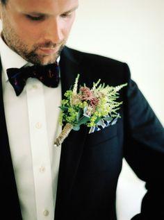 Modern Swedish nautical wedding  {The Frosted Petticoat}