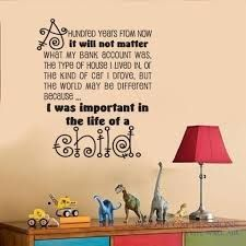 will it matter in a year quote - Google Search