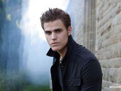 Paul Wesley from the Vampire Diaries
