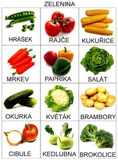 Just a few pictures/words for various vegetables and fruits. Serbian Language, Montessori Trays, Vegetable Pictures, Stipa, Food Pyramid, Fruits And Vegetables, Broccoli, Cucumber, Nutrition