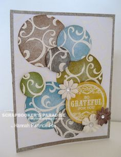 Scrapbooker's Paradise Blog