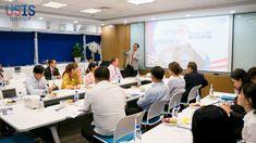 """Ngày 19/03/2019, tại Trụ sở chính Sài Gòn, USIS Group đã tổ chức thành công sự kiện """"Steiner IV – Dự án EB-5 đỉnh cao"""" với sự tham dự của đông đảo khách hàng. Conference Room, Education, Meeting Rooms, Teaching, Training, Educational Illustrations, Learning, Studying"""