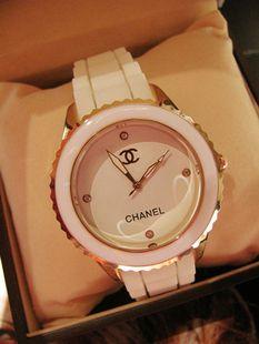 Fashion Luxury rubber dress brank quartz watch for female dress bracelet watches womenes luxury brand 2013 new Free shipping-inWristwatches ...