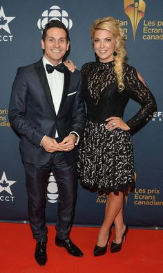 Rick Campanelli and Cheryl Hickey. Top Film, Cheryl, Red Carpet, Celebrity Style, Dancer, Awards, Gowns, Photo And Video, Politicians
