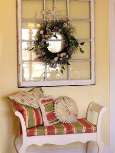 easter wreath take closer look!!!!