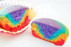 Znalezione obrazy dla zapytania muffiny kolorowe