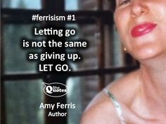 Amy ferris lets go