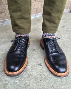 Robert derby - Black Shell Trickers
