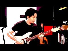 "how to play ""Comfortably Numb"" first guitar solo by Pink Floyd 