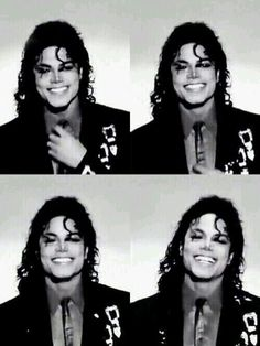 "That Smile ... That Smile. ""MJ"""