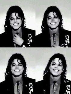 """That Smile ... That Smile. """"MJ"""""""