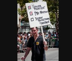hilariously effective signs supporting gay marriage! awesome!