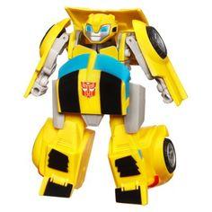 4TNT-@Target $11.89Transformers Rescue Bots Playskool Heroes Bumblebee Figure