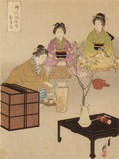 WABI-SABI: Flowers for Tea