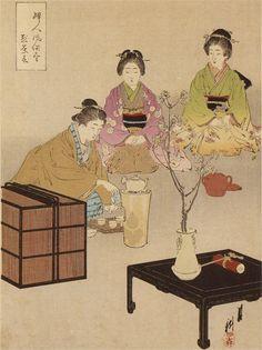 WABI-SABI: Flowers for Tea