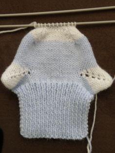 Chaussettes bicolores bébé 3-18 mois Plus
