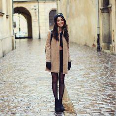 More looks by Weronika Zalazinska: http://lb.nu/raspberryandred