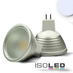 MR16 LED Strahler 5 Watt, kaltweiss, dimmbar / LED24-LED Shop