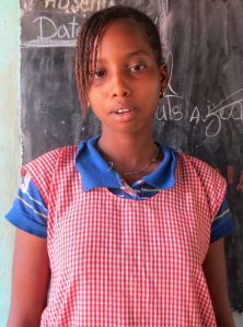 Children's Voices: Fatoumata From Guinea