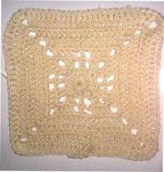 Cross Square Thimble, Wool, Pattern, Decor, Decoration, Patterns, Decorating, Model, Swatch