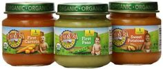 Earths Best Organic Stage 1 My First Veggies Variety Pack 12 Count 2.5 Ounce Jars Reviews