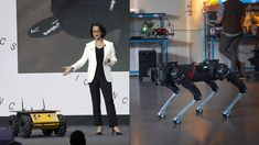 Technology News Introducing Robotics Business Technology. On today's Up To Speed, host Diana Alvear, Verizon Chief Strategy Officer Rima Qureshi[...] The post Drones, robots and the power of 5G. first appeared on Technology in Business. Drone Technology, Business Technology, Robotics, Drones, Tech News, Diana, Robots, Robot