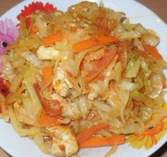 An ideal dinner dish: cabbage stewed with chicken – Chicken Recipes Marinated Chicken Recipes, Paleo Chicken Recipes, Cooking Recipes, Healthy Recipes, Dinner Dishes, Dinner Recipes, Dinner Ideas, Cabbage Stew, Russian Recipes