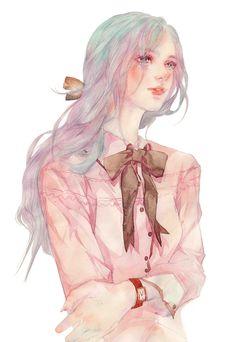 Art beauty art, character illustration, illustration girl, illustrations an Manga Girl, Anime Manga, Anime Art, Illustration Girl, Character Illustration, Girl Illustrations, Character Art, Character Design, Graffiti