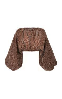 CULT GAIA RIKKI BOLERO TOP. #cultgaia #cloth #