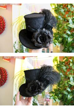 Pitch Mini Tophat by ImperialFiddlesticks