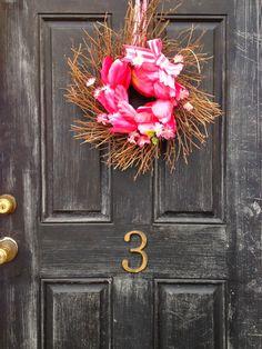 Locket in my Pocket: Spring Wreath DIY
