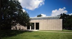 Cy Twombly Gallery next to the Menil Museum