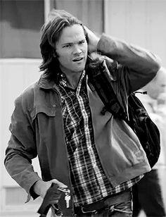 Are you Sam Winchester or Jared Padalecki ???  I can usually tell the difference.... I can't here lol.