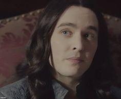 The brilliant Alexander Vlahos as Monsieur Philippe Duc D'Orleans  in the hit canal+ series Versailles