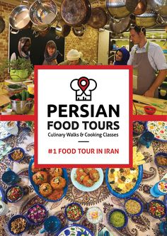 #1 hands-on food tour in Iran