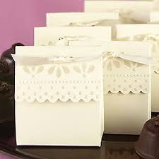 Image result for wedding favor boxes