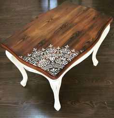 We renew outdated issues . Painted Chairs, Hand Painted Furniture, Refurbished Furniture, Paint Furniture, Upcycled Furniture, Furniture Projects, Furniture Makeover, Cool Furniture, Repainting Furniture