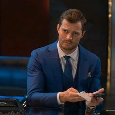 Josh Lucas, Men Are Men, Jaime Dornan, Mr Grey, Stylish Mens Fashion, Boy Hairstyles, Good Looking Men, Fifty Shades, Hot Guys