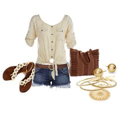 """Country Fair"" by deborah-simmons on Polyvore"