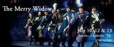"NLMF 2015 - Franz Lehar's ""The Merry Widow"""