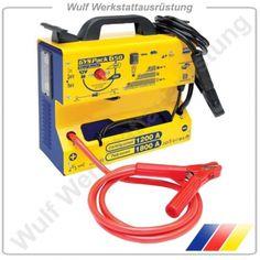 GYS Starthilfegerät GYSPACK 650 Batteriebooster 1800 A 12V