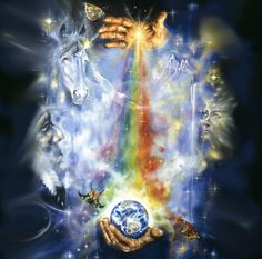 The Energies of April 2017 ~ Transfiguration and Cosmic Initiation — Love Has Won