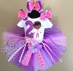 Doc+McStuffins+1st+Birthday+Tutu+Outfit-Set