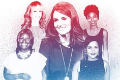 Is the goal really to host a late-night show? // Tina Fey, Mindy Kaling, Retta, and 34 Other Female Comedians on Whether They Would Want to Be a Late-Night Host