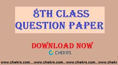 Ncert sample papers for class 8 pdf science maths sst hindi 8th class question paper 2017 2018 sample modelpapers download malvernweather Choice Image