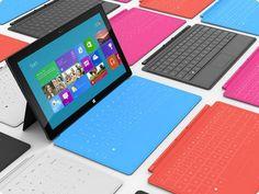 Surface RT poderá não atingir um milhão de unidades vendidas este trimestre